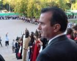 Pérez aseguró que no ha sido notificado de la visita de Mauricio Macri a la Fiesta Nacional de la Vendimia.